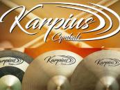 Karpius Cymbals é a nova marca da Kadosh
