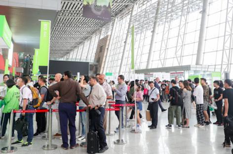Prolight + Sound Guangzhou 2018 teve recorde de visitantes