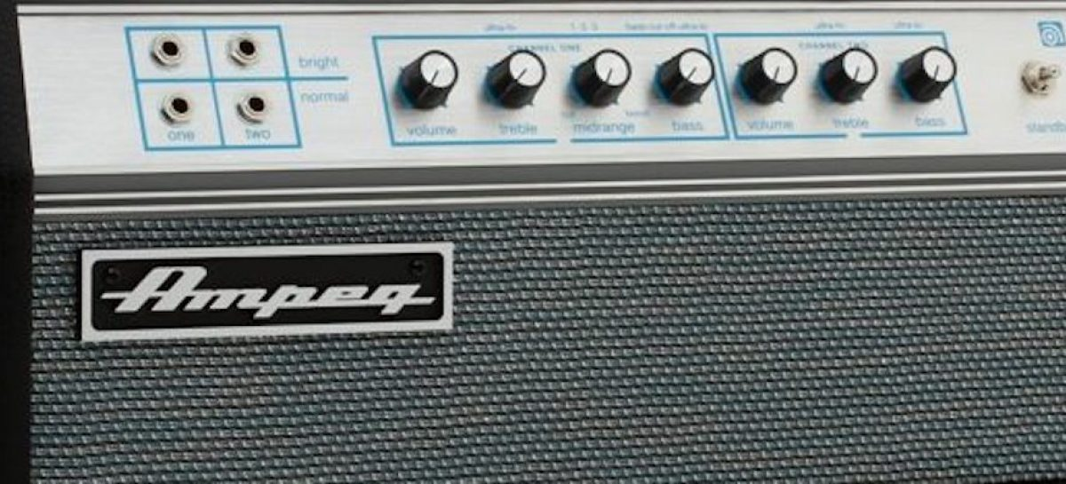 Loud Audio anuncia a venda da Ampeg