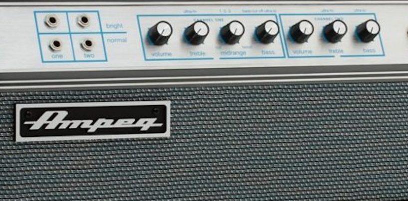 Loud Audio anuncia a venda da Ampeg