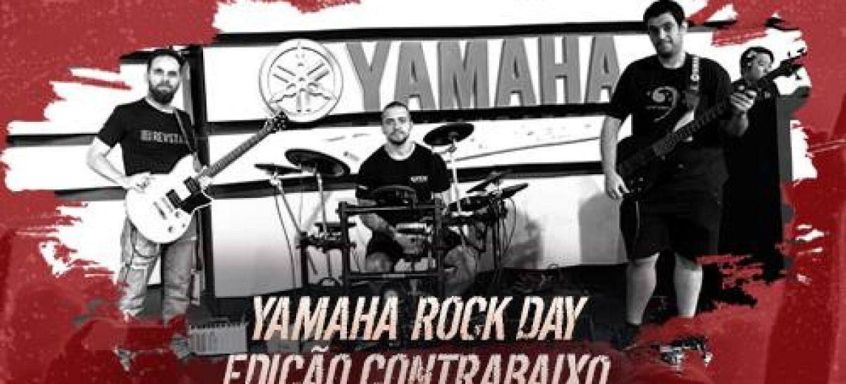 Yamaha Music School apresenta o 1º Yamaha Rock Day