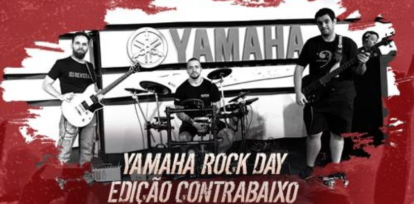 Yamaha Music School apresenta o 1º Yamaha Rock Day