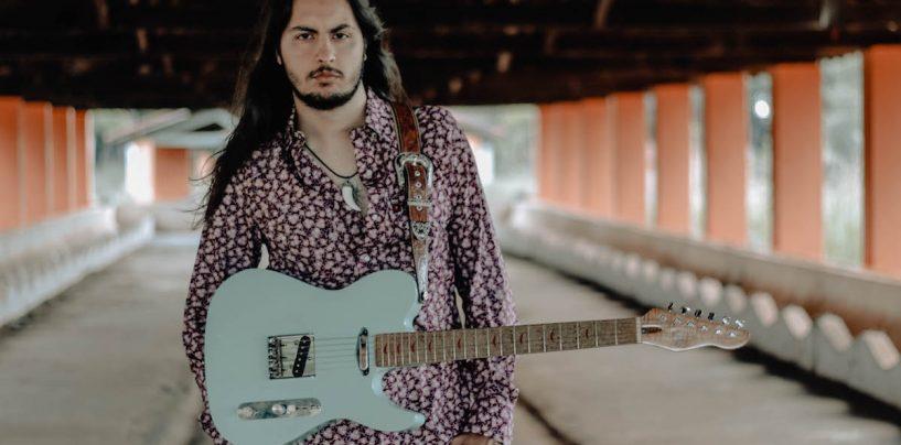 Matheus Canteri, paixão pela guitarra e a música country