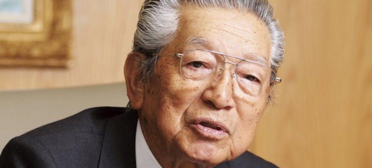 Faleceu Kazuo Kashio, um dos fundadores da Casio Computer