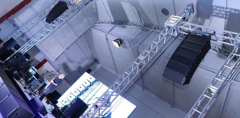 Seegma apresenta produtos da Bose Professional
