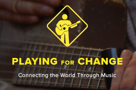 Audio-Technica patrocina o Playing For Change