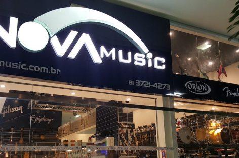 Nova Music cresce e renova suas instalações