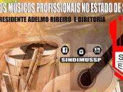 Adelmo Ribeiro é o novo presidente do Sindimussp
