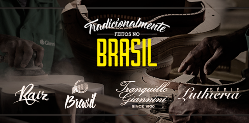 Giannini destacará linhas feitas no Brasil na Music Show