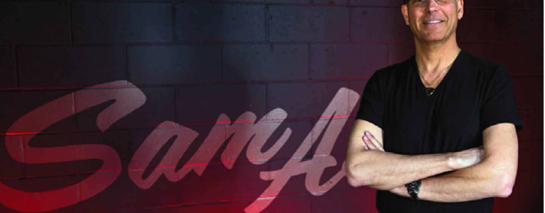 Sammy Ash visita o Brasil e dá palestra na Music Show