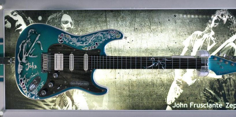 Handmade: Moya Guitar Concept mostrará guitarras personalizadas na Music Show