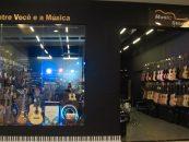 Duas lojas novas da Music Store no Espírito Santo