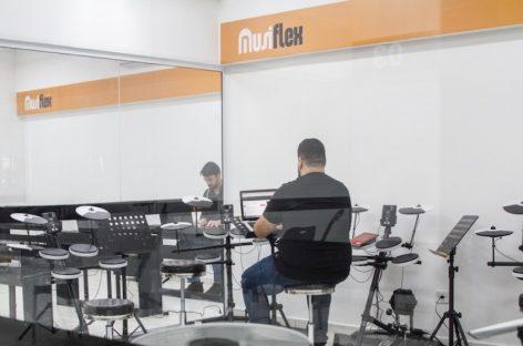 Primeira unidade da franquia Musiflex é lançada no Paraná