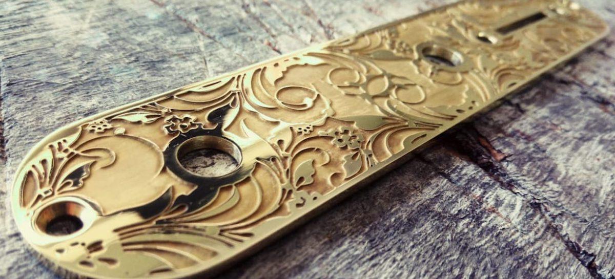 Handmade: Conheça o hardware da Christian Bove Custom na Music Show