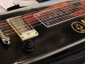 Handmade: Lap Steel da Music Board estará na Music Show