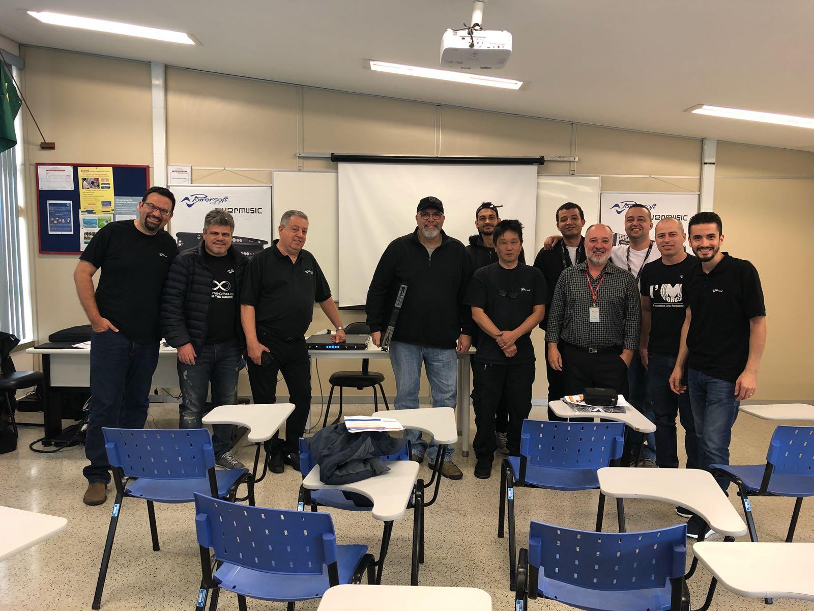 Armonia seminario privado Sao Paulo