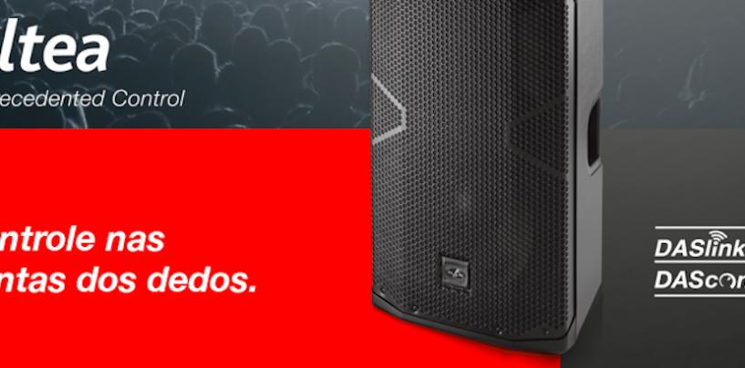 DAS Audio fará lançamento das linhas Altea e Event-212A na Music Show