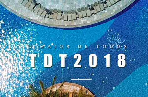 Tagima apresentou incrível TDT 2018