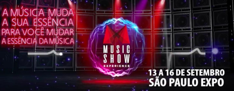 Music Show Experience terá ativações e shows especiais voltados ao público infantil