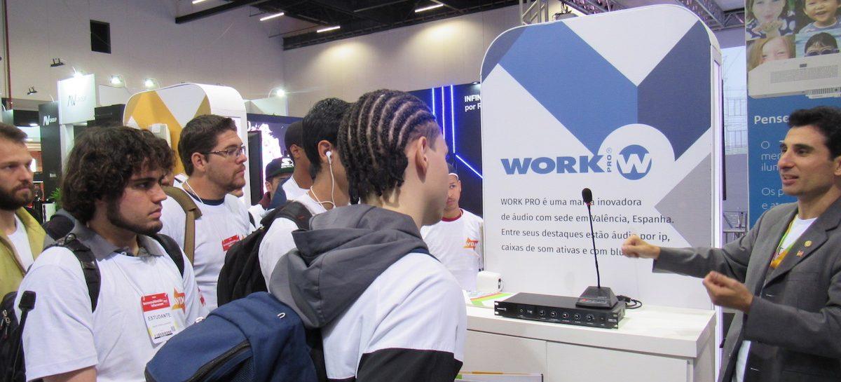 TOA e Work Pro presentes no Brasil com o Grupo Discabos