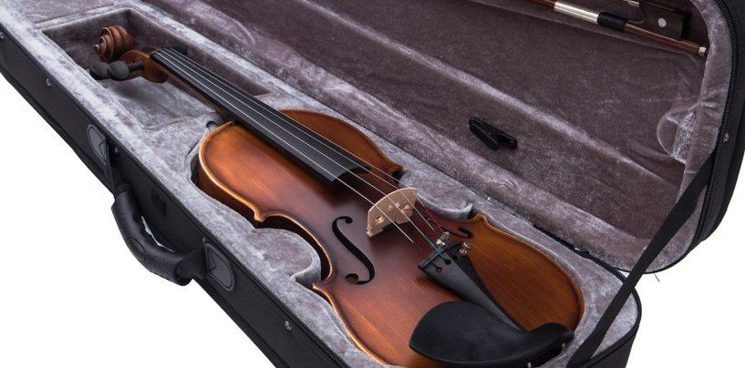 Schieffer apresentará seus instrumentos na Music Show