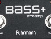 Fuhrmann fará lançamentos para contrabaixo e violão na Music Show