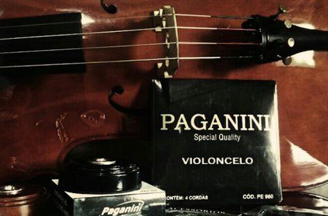 Musical Paganini apresentará linha de instrumentos clássicos na Music Show