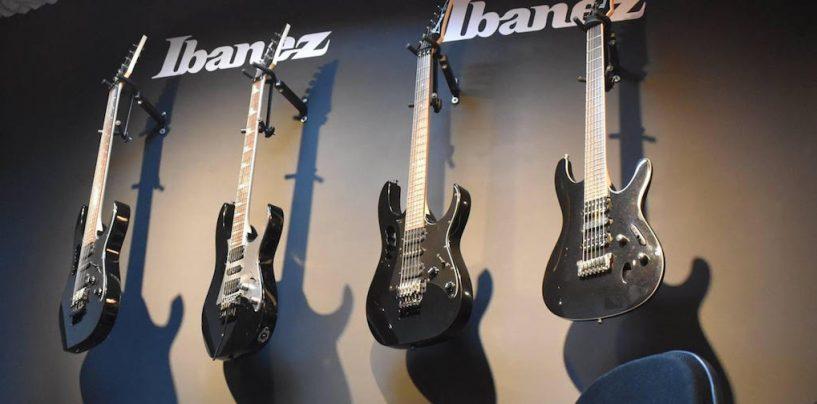 Escola de música de Florianópolis ganha sala da Ibanez