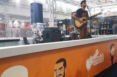 Cifra Club participou do evento Music Show