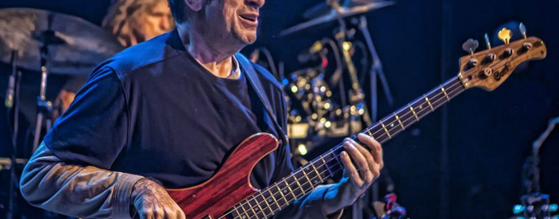 Jeff Berlin: baixista americano fará clínica na loja Made in Brazil, em São Paulo