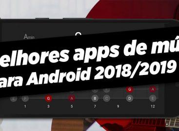 Os melhores apps para aprender música no Android 2018/2019