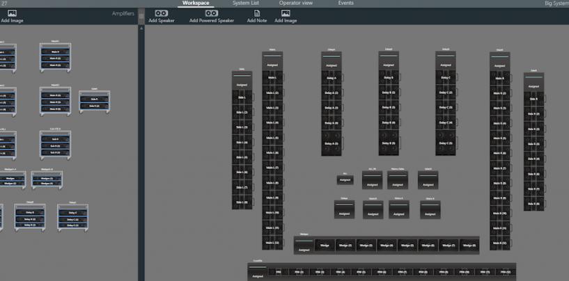 Powersoft lança novo software ArmoníaPlus
