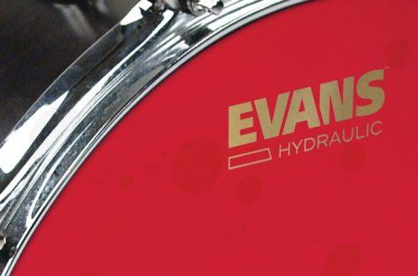 Peles Hydraulic Red Coated da Evans