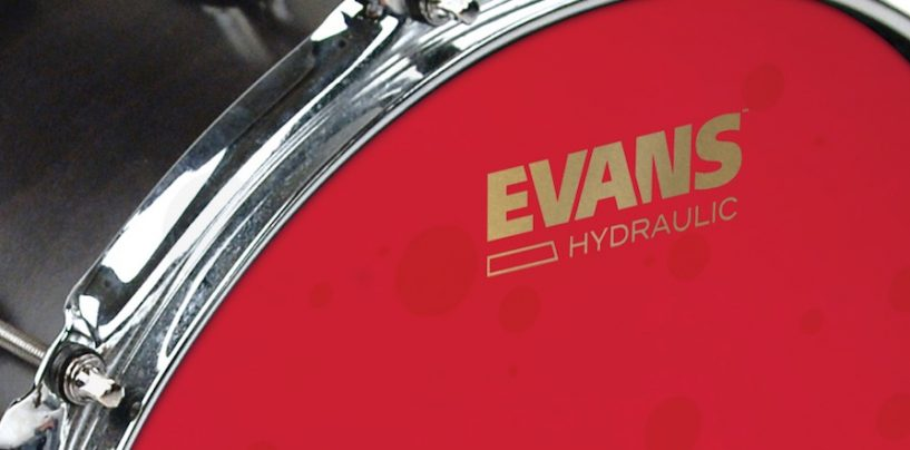Peles Hydraulic Red Coated da Evans