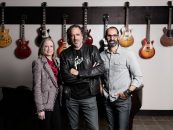 Saindo da crise, Gibson Guitar anuncia novo CEO