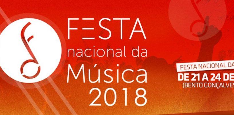 Harman participará da Festa Nacional da Música