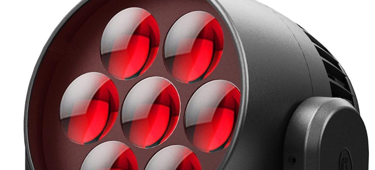 Elation apresentou sistema TwinkLED na feira PLASA