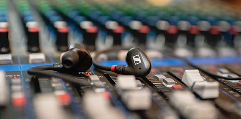 Sennheiser lança monitor in-ear IE 40 PRO