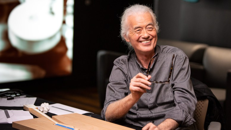 Jimmy Page: Fender se reaproxima dos ícones