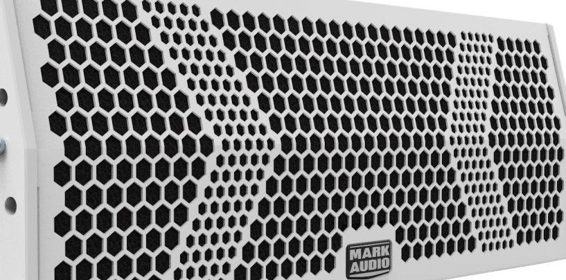Mark Audio traz ao mercado o line array LMK6