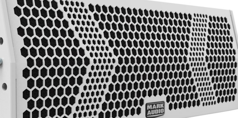Mark Audio traz ao mercado o line array LMK6