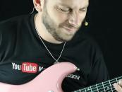 Vivendo de música: Maurício Alabama – humor, guitarra e internet