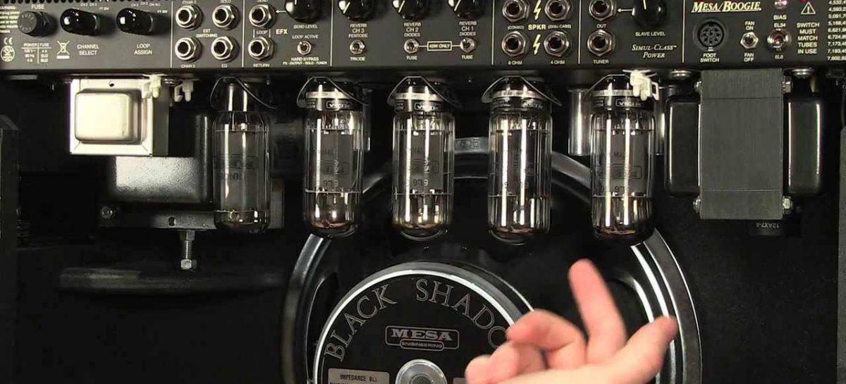 Como escolher o melhor amplificador valvulado para guitarra