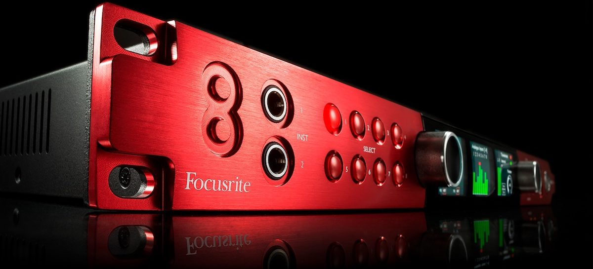 Focusrite/Novation têm nova planificação no Brasil