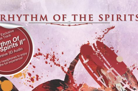 Roberto Sallaberry lança Rhythm Of The Spirits, novo CD gravado pelo sistema E-REC