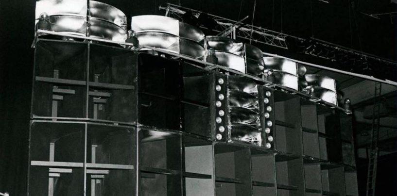 Debute mundial do Vintage Concert Audio Show