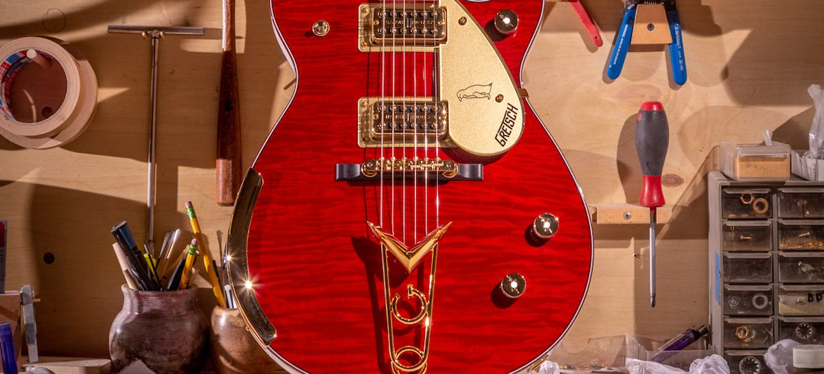 15 anos do Gretsch Custom Shop