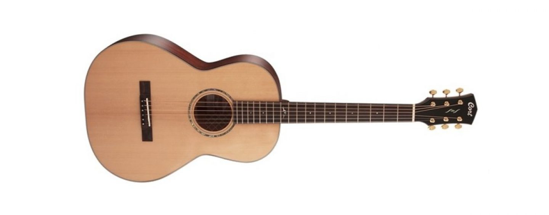 A guitarra acústica Gold-P6 da Cort volta às suas raízes