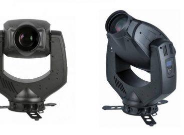 GLP lança a luz LED spot impression S35