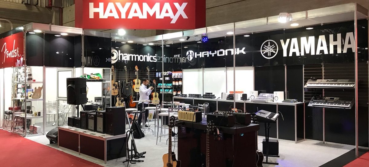 Hayamax estará na Amazon Music
